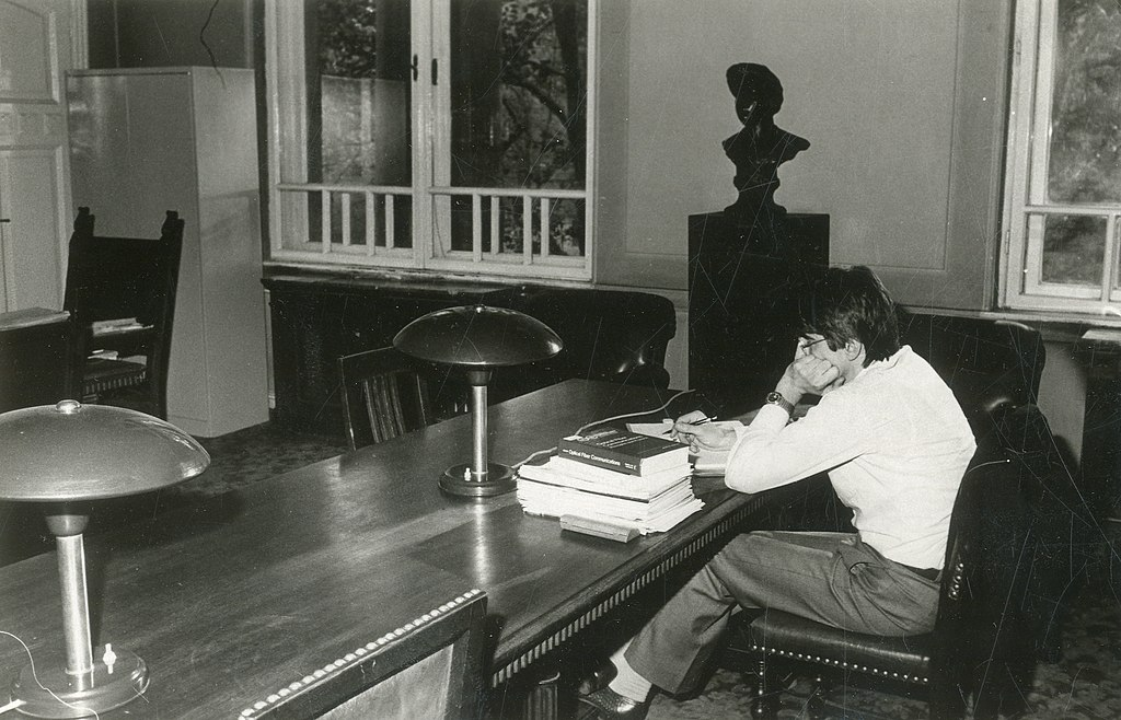 """University library """"Svetozar Marković""""/R. Vujnović"""