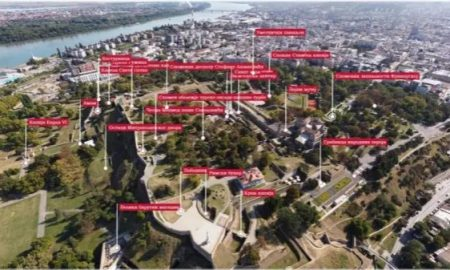 Foto: Screenshot/Beogradska tvrđava-virtuelna tura